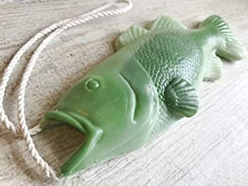Bass Soap On A Rope Handmade Gifts For Men Funny