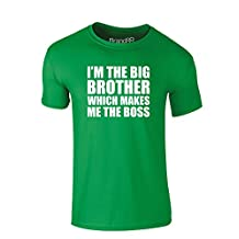 Brand88 - I'm the Big Brother, Kids T-Shirt