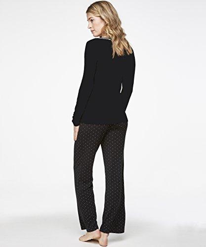 Hunkemöller Femme Pyjama Pam Dot 115594