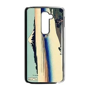 Canting_Good Hokusai The Great Wave off Kanagawa Custom Case Shell Skin for LG G2