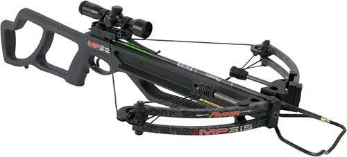 Parker MP-315 Crossbow Package w/Multi Reticle Scope (Package Parker Crossbow)