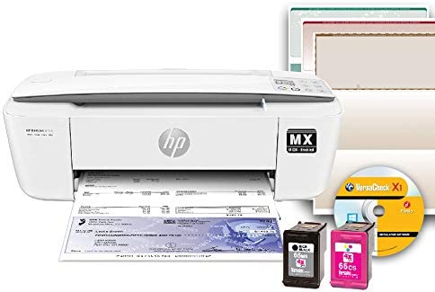 Gray MICR All-In-One Printer VersaCheck HP Deskjet 3755MX HP3755-4649