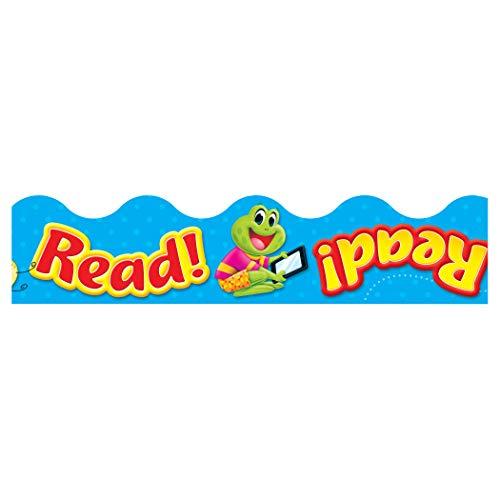 (TREND enterprises, Inc. Playtime Pals Reading Terrific Trimmers, 39')