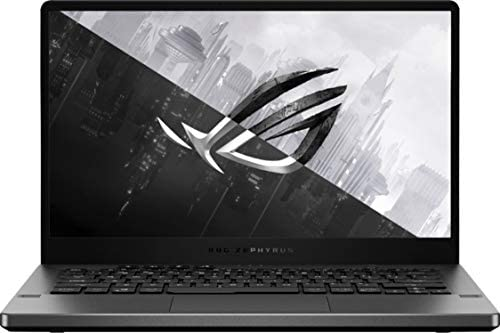 "ASUS ROG Zephyrus G14 14"" VR Ready FHD Gaming Laptop,8cores AMD Ryzen 7 4800HS(Beat i7-10750H),16GB RAM,1TB PCIe SSD, Backlight, Wi-Fi 6,USB Type C,HDMI,NVIDIA GeForce GTX1650,Win10(Eclipse Gray)"