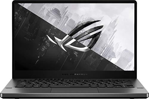 2020 ASUS ROG Zephyrus G14 14″ VR Ready FHD Gaming Laptop,8 cores AMD Ryzen 7 4800HS(Upto 4.2 GHzBeat i7-10750H),Backlight,HDMI,USB C,NVIDIA GeForce GTX 1650,Gray,Win 10 (16GB RAM|512GB PCIe SSD)