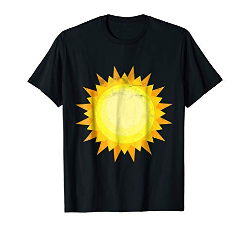 Sun - Costume For Couples Sun And Moon