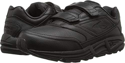 Brooks Men's Addiction, Black, 12.5 4E - Extra Wide