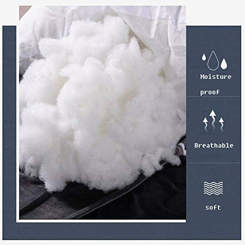 QzlSup Simplicité Respirant Oreiller Triangle Lavable Oreiller Sac Doux Moderne Confortable Grand Backrest Chambre Tatami Bureau Salon