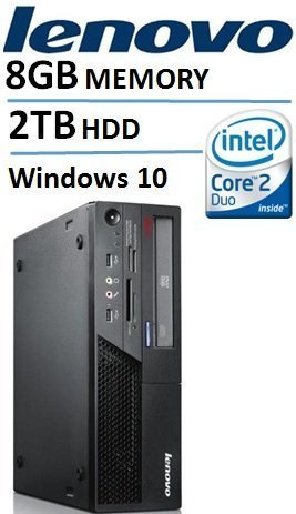 Lenovo-ThinkCentre-Small-Form-Factor-High-Performance-Business-Desktop-Intel-Core-2-Duo