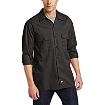 Dickies Men's Long Sleeve Work Shirt