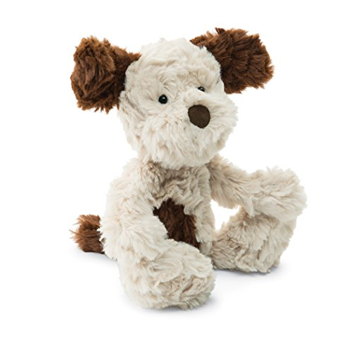 Jellycat Squiggle Puppy Stuffed Animal, Small, 9 inches ()
