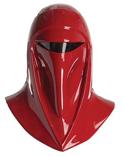 Star Wars Imperial Guard Helmet Latex Adult Halloween Costume Mask - Imperial Guard Star Wars Costume