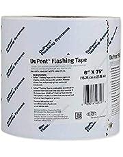 "Dupont Tyvek Flashing Tape - 6"" x 75' - 1 Roll"