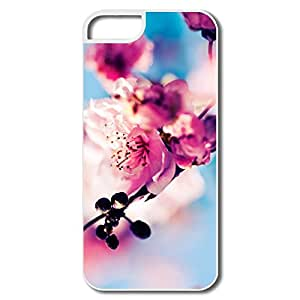 Design Fashion Protective Case Early Spring For IPhone 5/5s