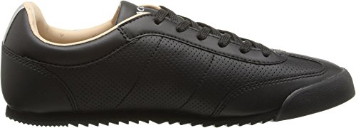 Lacoste Mujeres Romeau Piq3 Black / Black Sneaker 6 M