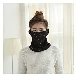 Cotton Fleece Face Mask, Neck and Ear Warmer