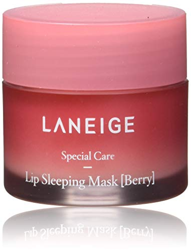 LANEIGE LIP SLEEPING MASK Berry 20g / Lip Sleeping Pack / Lip Treatment (Packaging may vary) (Stain Plumping Lip)