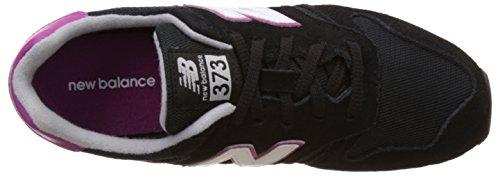 Basso Balance Multicolore black Sneaker 373 Donna Collo A New 001 wHAXqSWCX