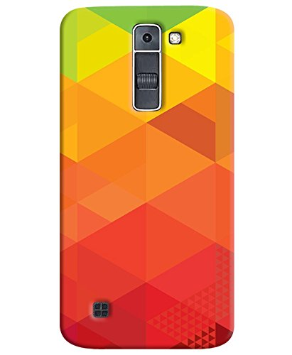 los angeles 5ea18 91db3 FurnishFantasy Mobile Back Cover for LG K8: Amazon.in: Electronics