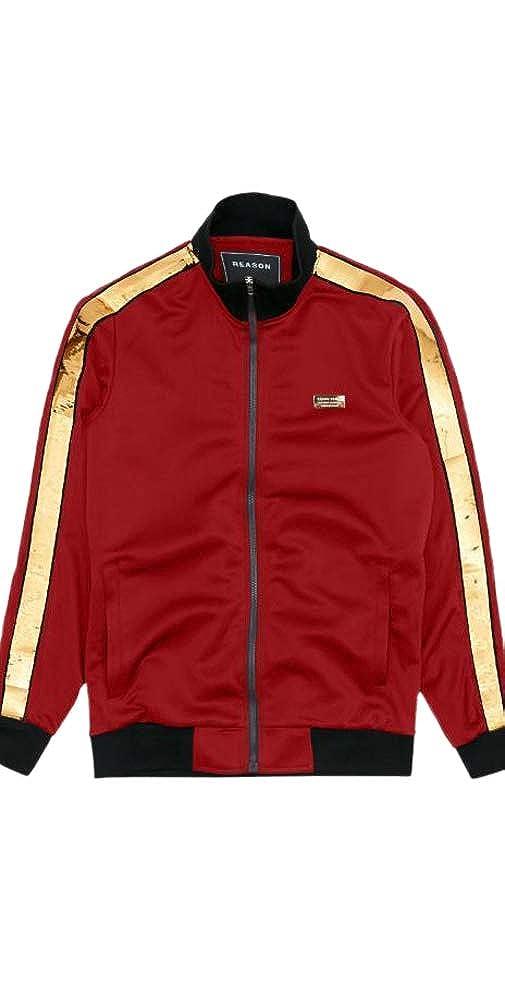Reason Brand Madison Track Jacket