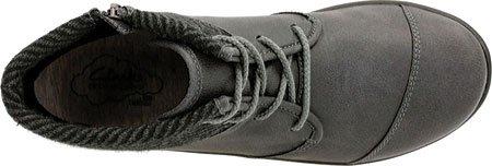 Clarks Women's Sillian Frey Grey Synthetic Nubuck Boot 8.5 A - Narrow original cheap online cheap 2014 newest order sale online svwEhIh