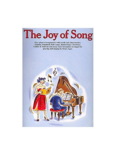 The Joy Of Song pdf