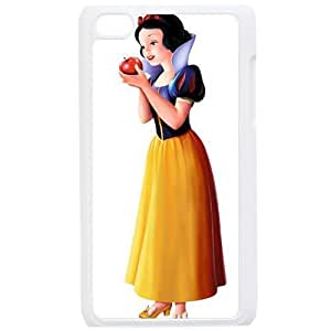 Snow White Ipod Touch 4 White Phone Case Cover LSK2075
