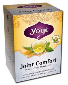 Yogi Tea Thé Confort conjointe antique formule de guérison