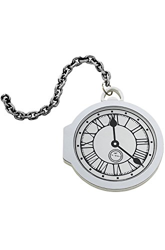 Alice In Wonderland Characters White Rabbit Costume (Smiffy's 48234 Oversized Pocket Watch (one Size))