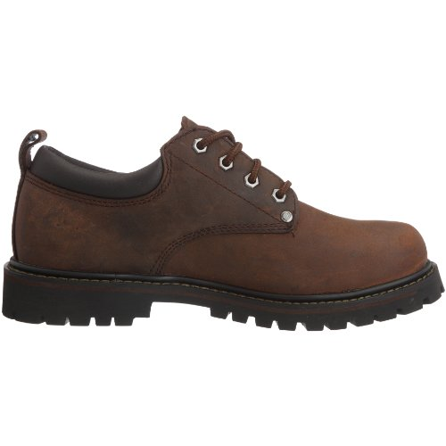 Uomo Basse Stringate Skechers Cdb Tom Brown Brown Scarpe Cats Marrone Oxford xUTTIqwYf