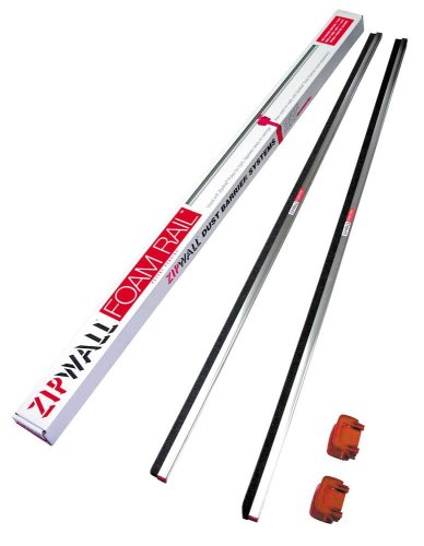 ZipWall FR2 FoamRail Cross Bars, 2-Pack (Dust Containment System)