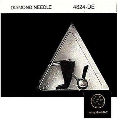 TURNTABLE NEEDLE STYLUS Stanton 680EE 680E 680EEE D65 D6800SL D6800AL 824-DE