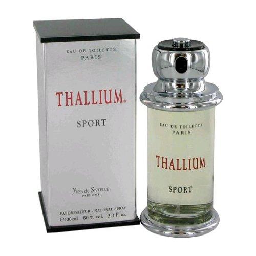 Sport Cologne (Thallium Sport Limited Edition for Men by Yves De Sistelle 3.3 oz EDT SP)
