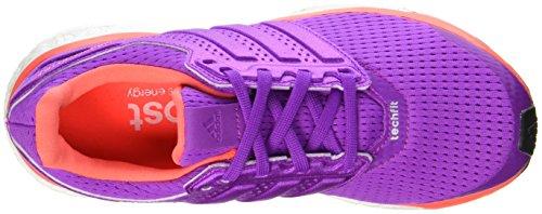 pursho Glide Pursho Zapatillas De Entrenamiento Supernova Adidas 8 W Morado Mujer Rojsol zqSvwnx