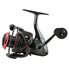 In the Okuma TRADITION of creating gear that creates a desire to go fishing, the all-new Ceymar spinning reel delivers stunning engineering.  with its ultra-lightweight, aggressively ported spool and rotor and Red on black styling, Ceymar mak...
