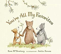 BY McBratney, Sam ( Author ) [{ You're All My Favorites By McBratney, Sam ( Author ) Dec - 01- 2008 ( Hardcover ) } ]