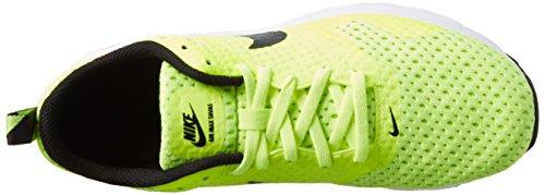Nike Air Max Tavas Herren Volt / Schwarz / Pink Explosion / Total Crimson