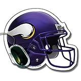 NFL Minnesota Vikings Football Helmet Design Mouse Pad