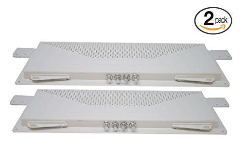Homestead Essentials Premium Bee Hive Robbing Screens - 10 Frame & 8 Frame - 2 Pack