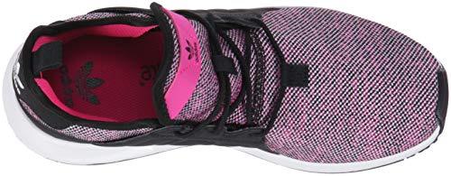 adidas Originals Unisex X_PLR Running Shoe, Shock Pink/Black/White, 3.5 M US Big Kid by adidas Originals (Image #8)