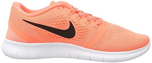 Black Nike 802 White Orange Chaussures De Glow Femme 831509 Sunset Mango Trail bright qBrzq5fw