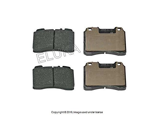 Mercedes-Benz Genuine Front Brake Pad Pads Set SL600 SL500 SL320 E500 E320 C36 AMG 600 SL 500E 500 SL 400E 300TE 300E 300CE 300 SL