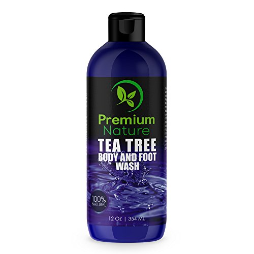 Tea Tree Body Wash Antibacterial