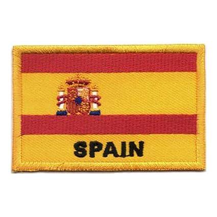 Parche/Patch Bandera España/Spain