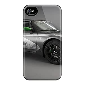 Awesome Design Tag Heuer Tesla Roadster Hard Case Cover For Iphone 4/4s