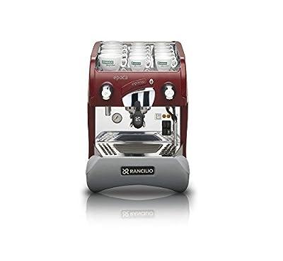 Rancilio EP-1-ST-Red Epoca ST1 Espresso Machine - Red