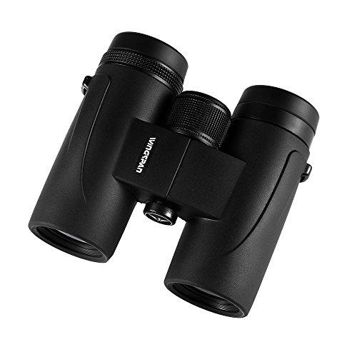 Polaris Optics WingSpotter HD 8X32 Compact Binoculars for Bi