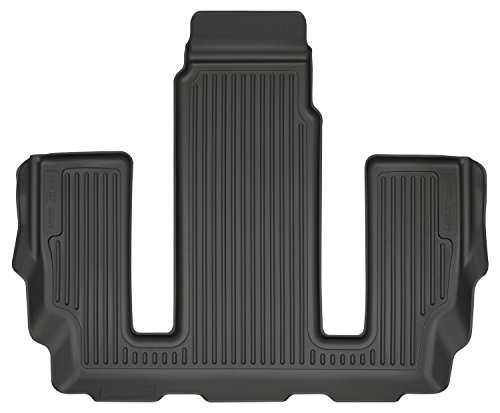 Husky Liners 19141 Black 3rd Seat Floor Liner Fits 17-19 Acadia 2nd Bucket ()