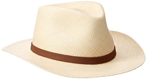 Hat Genuine Panama - Tommy Bahama Men's Panama Outback Hat, Natural Large/Extra Large