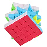 KathShop Rubiks Cube 5x5x5 Professional Speed neo Cube Magic Cubes Puzzle Twist Game Adult Birthday Educational Toys for ren